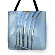 1948 Pontiac Hood Ornament 3 Tote Bag