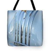 1948 Pontiac Hood Ornament 3 Tote Bag
