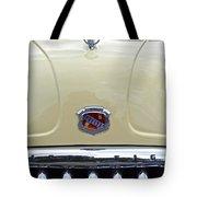1949 Buick Super 8 Grill  Tote Bag