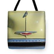 1950 Chevrolet Fleetline Grille 2 Tote Bag