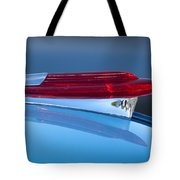 1950 Chevrolet Hood Ornament 5 Tote Bag