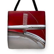 1950 Kaiser Hood Ornament Tote Bag