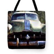 1950 Pontiac  Tote Bag