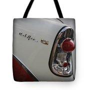 1950s Chevrolet Belair Chevy Antique Vintage Car 2 Tote Bag