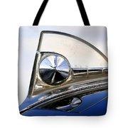 1950s Ford Hood Tote Bag