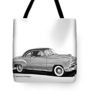 1951 Chevrolet Coupe Tote Bag