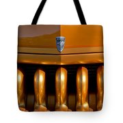 1951 Mercury Hot Rod Grille Tote Bag