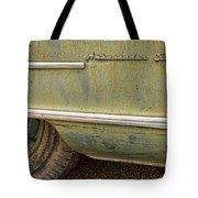 1951 Nash Ambassador Side Logo Tote Bag