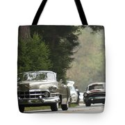 1952 Cadillac Special Roadster Tote Bag