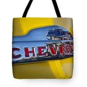 1952 Chevrolet Hood Emblem Tote Bag