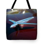 1952 Ford Customline Tote Bag