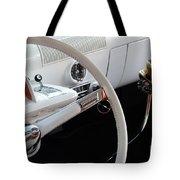 1952 Mercury Interior Tote Bag