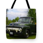 1953 Ford F-100 Tote Bag