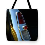 1953 Mercury Monterey Taillight Tote Bag