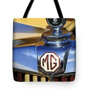 1953 Mg Td Hood Ornament Tote Bag