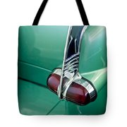 1953 Packard Caribbean Convertible Taillight Tote Bag