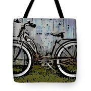 1953 Schwinn Bicycle Tote Bag