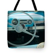 1954 Chevy Flo Abel Tote Bag