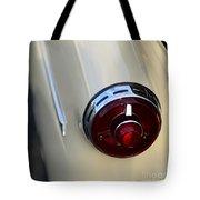 1954 Ford Customline Tail Light Tote Bag