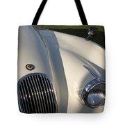 1954 Jaguar Xk 120 Se Roadster Tote Bag
