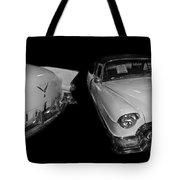 1955 Cadillac Series 62 El Dorado Convertible Tote Bag