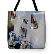 1955 Chevrolet 210 Taillights Tote Bag