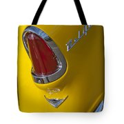 1955 Chevrolet Nomad Taillight Tote Bag