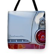 1955 Ford Fairlane Fordomatic Taillight Tote Bag