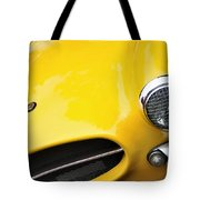 1956 Buckle Gt Coupe - Badge Grill Headlight Tote Bag