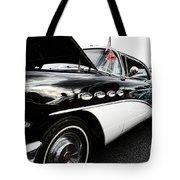 1956 Buick Century Profile 2 Tote Bag