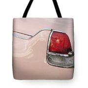 1956 Cadillac Taillight Tote Bag