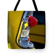 1956 Chevrolet Belair Taillight Tote Bag