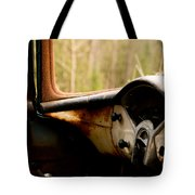 1956 Chevy Inside Tote Bag
