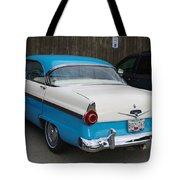 1956 Ford Fairlane Tote Bag