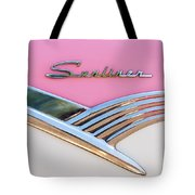 1956 Ford Fairlane Sunliner Tote Bag