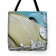 1956 Volkswagen Vw Bug Tote Bag