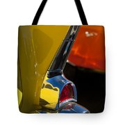 1957 Chevrolet Taillight Tote Bag