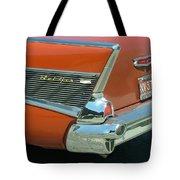 1957 Chevy Belair Tote Bag