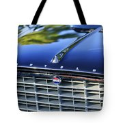 1957 Chrysler 300c Grille Emblem Tote Bag
