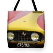 1957 Ferrari 250 Gt Lwb Scaglietti Berlinetta Tote Bag