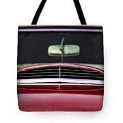 1957 Ford Thunderbird Tote Bag