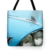 1958 Chevrolet Impala Fender Spear Tote Bag