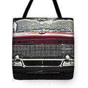 1958 Lincoln Continental Tote Bag