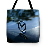 1958 Mercury Park Lane Hood Ornament Tote Bag