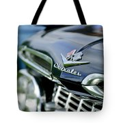 1959 Chevrolet Grille Emblem Tote Bag