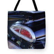1959 Chevrolet Impala Taillight Tote Bag