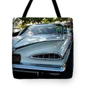 1959 Chevrolet Impala Taillight Tote Bag