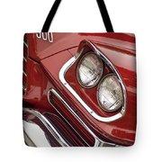 1959 Chrysler 300 Headlight Tote Bag
