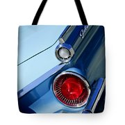 1959 Ford Skyliner Convertible Taillight Tote Bag