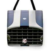 1960 Ac Ace Roadster Grille Emblem Tote Bag